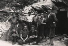 Foto storiche miniere valsesiane