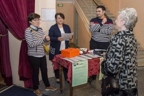 Parrocchia e Enrica Poletti