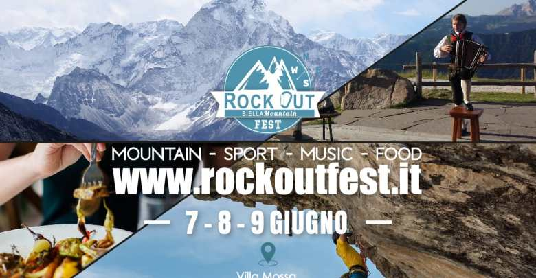 Volantino ROCK OUT 2019