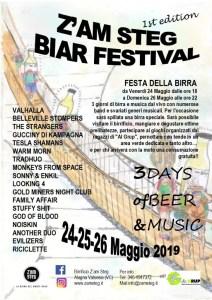 Festa della Birra Alagna Valsesia 2019