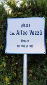 piazza Cav. Alfeo Vezzù