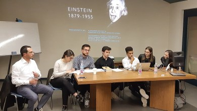Photo of Grignasco: al centro Studi si è parlato di Einstein