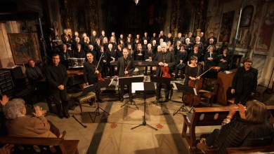Photo of Concerto dei Cantores Mundi del 1 giugno 2019