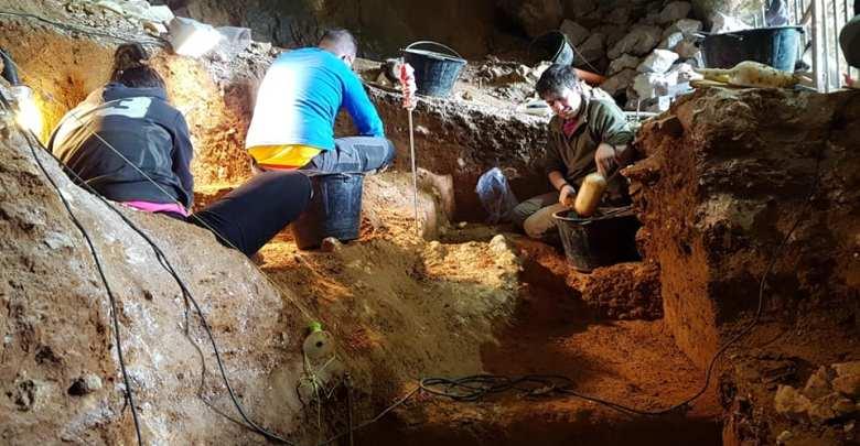 Archeologi al lavoro Ciota Ciara
