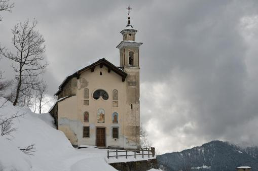 Oratorio di Villa Superiore Rimella, credit Matthias Mandle