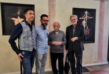"""Photo of Presentata la mostra """"Tre visioni del Sacro"""""""