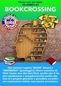 Locandina bookcrossing