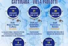 Calendario conferenze divulgazione medica Gattinara