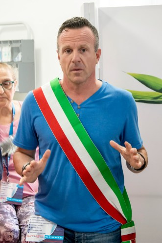 Sindaco Massimo Basso