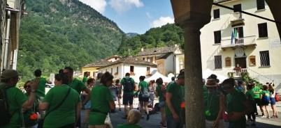 Partecipanti Sentiermangiando 2019 credit Eventi Valsesia e dintorni