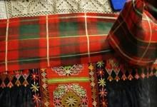 Particolare di Puncetto nel tipico costume di Fobello, Sentiermangiando 2019 credit Eventi Valsesia e dintorni