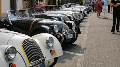 "Photo of Varallo: in mostra le auto ""Morgan"""