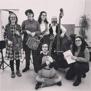 BRAVAGENTE Klemzmer folk band