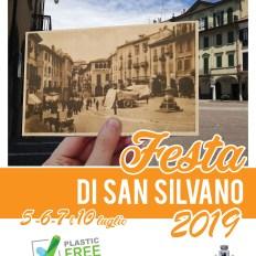Festa San Silvano Romagnano Sesia locandina