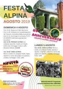 Festa Alpini Lozzolo 2019