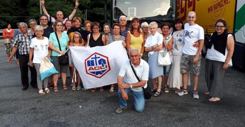 Gita ad Alassio circolo ACLI Gattinara 1