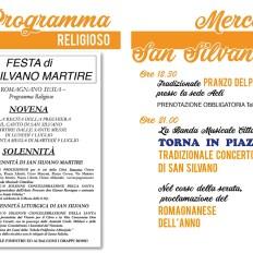 Mercoledì 10 luglio San Silvano Romagnano Sesia