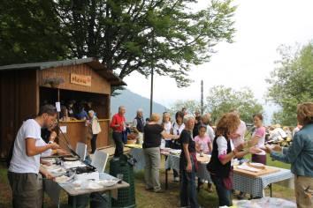 Miacciata Alpe di Mera credit pagina fb Pro loco Mera
