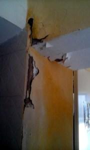Foto circolo ACLI interni da restaurare