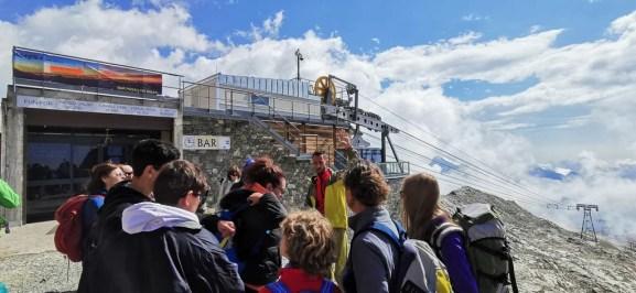 Escursione Passo dei Salati 14 con la guida Gabriele Milani