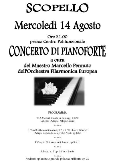LOCANDINA concerto pianoforte Scopello