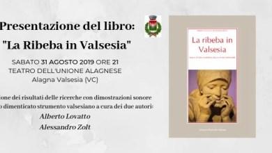 """Photo of Alagna: """"La Ribeba in Valsesia"""" presentazione libro"""
