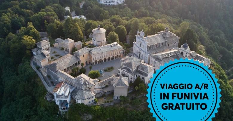 Veduta di Varallo. Kalata promo scuole