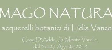locandina Imago Naturae mostra