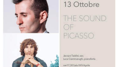 "Photo of Varallo Sesia: ""The Sound of Picasso"""