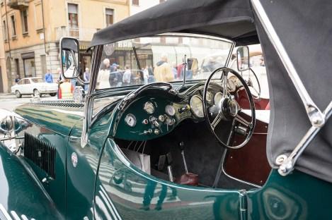 30° raduno auto storiche Romagnano Sesia,2 foto di Maurizio Merlo