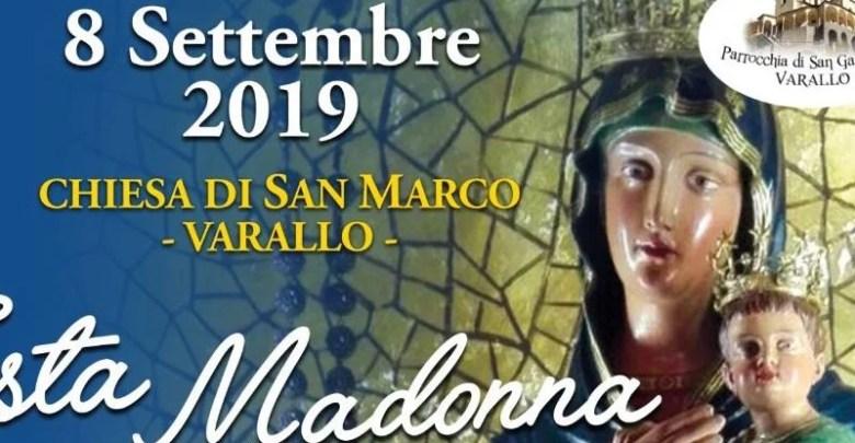 Festa Madonna del Perpetuo Soccorso Varallo 8 settembre