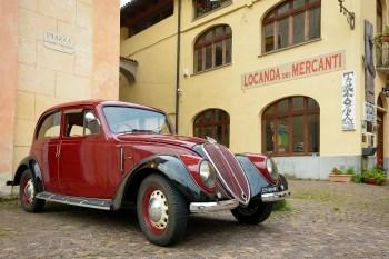 Raduno auto storiche Crevacuore 1 foto di Maurizio Merlo