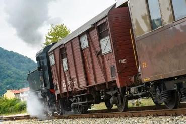 Treno storico Varallo 3. Ph credit Maurizio Merlo