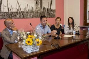 presentazione msotra Pastore Enrica Gattinara