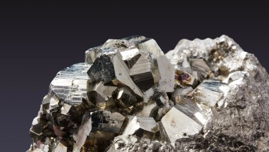 Minerale pyrite credit Pixabay