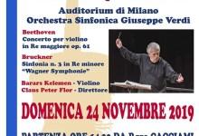 Concerto per Violino locandina