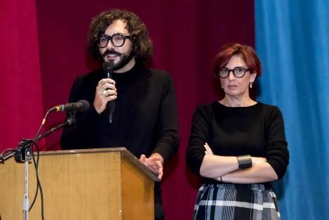 Diego Pasqualin e Lara Gobbi