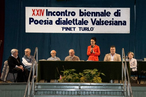 Tavolo della poesia