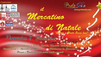 """Photo of Prato Sesia: il mercatino natalizio """"Sapori a Prato"""" 8 dicembre 2019"""
