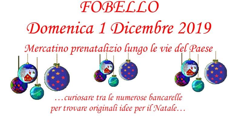 locandina mercatino 01.12.2019