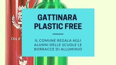 Photo of Gattinara: il Comune regala borracce per contrastare l'uso della plastica