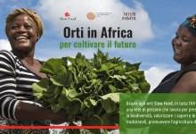 """Photo of Grazie all'evento """"Parco del Gusto"""" un orto comunitario in Africa"""