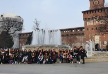 Photo of Studenti dell'IPSIA alla Fashion Week di Milano