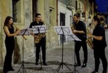 Photo of Ameno (NO): Quartetto di Sax in concerto