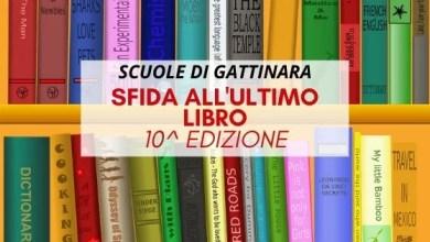 """Photo of Gattinara: """"Sfida all'ultimo libro"""" decima edizione"""