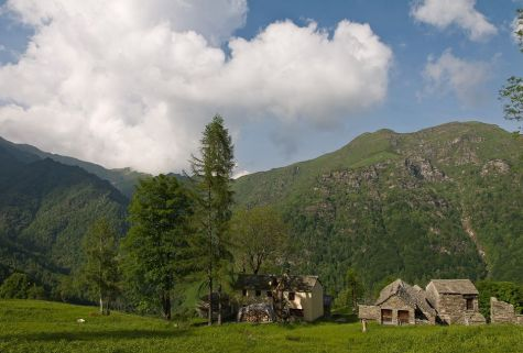 Alpe Seccio Val Cavaione ph Matthias Mandler