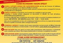 Photo of Gattinara: emergenza Coronavirus Buoni Spesa