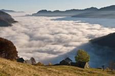 Un mare di nuvole da Meggiana ph Matthias Mandler