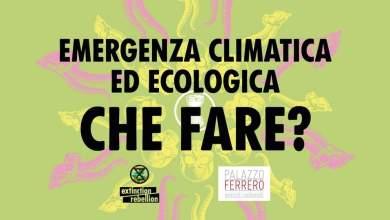 Photo of A Palazzo Ferrero si parla di Emergenza climatica ed ecologica