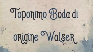 """Photo of Concluso il progetto """"MApforUs"""". Studio Toponomastico a Carcoforo"""